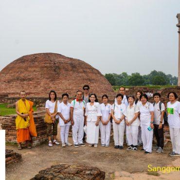 รวมรูปภาพ ทัวร์อินเดีย สังเวชนียสถาน 17-26 ตุลาคม 2562